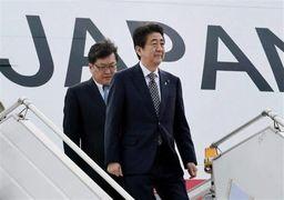 شینزو آبه پیش از ترک توکیو: با میانجیگری به صلح کمک میکنم