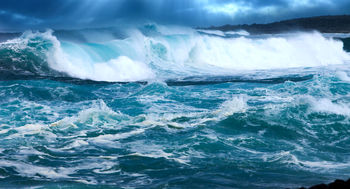 گرم شدن اقیانوس ها با نرخ 5 بمب اتم در ثانیه!