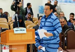 تصاویر ششمین جلسه رسیدگی به اتهامات حسین هدایتی و متهمان مرتبط
