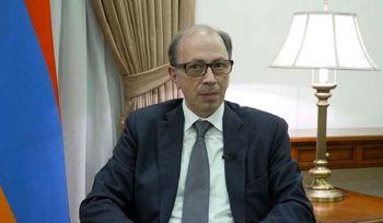 سفر وزیر خارجه ارمنستان به قرهباغ