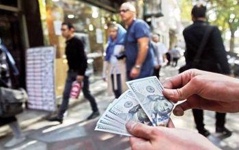 ضد حمله غیرمنتظره نوسان گیران دلار + جدول ونمودار