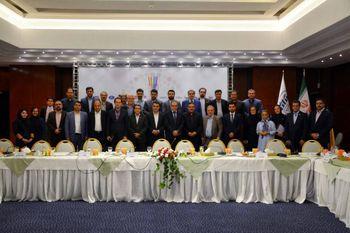 برگزاری نشست هم اندیشی انجمن ملی برند