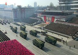 رونمایی کره شمالی از یک موشک بالستیک قاره پیمای جدید + عکس