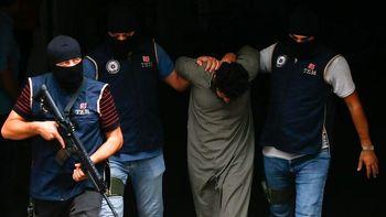 بازداشت یک عضو تیم اعدامهای داعش در ترکیه