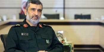 فرمانده هوافضای سپاه: اسلحه تحریم خالی از فشنگ است/ دشمن میخواهد ستون پنجم به مجلس ما بفرستد
