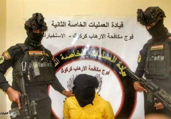 دستگیری 9 تروریست داعشی در عراق