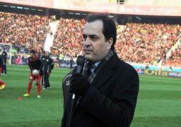 ممنوع التصویری گزارشگر مشهور فوتبال تکذیب شد