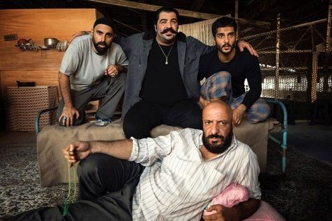 تصویر جدید امیر جعفری، بهنام بانی و دیگر بازیگران در «گشت ارشاد ۳»