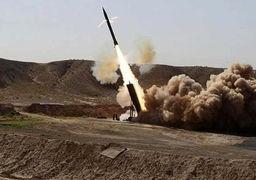 حمله موشکی نیروهای بارزانی علیه ارتش عراق در شمال کرکوک