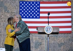 جزئیاتی از روابط دونالد و ملانیا ترامپ