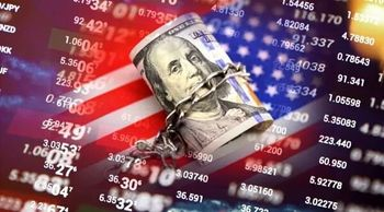 ریزش سنگین دلار جهانی