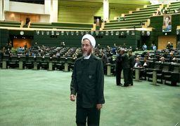 حال و هوای مجلس در یک روز ویژه/ نمایندگان در لباس سپاه +تصاویر