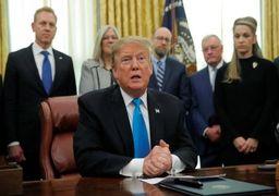 ترامپ، از احتمال اقدام نظامی آمریکا علیه ایران سخن گفت