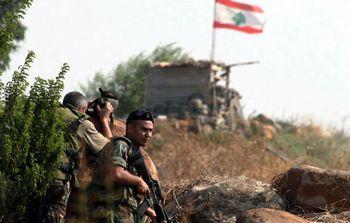 حمله ارتش لبنان به پهپاد اسرائیل