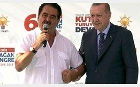 «ابراهیم تاتلیس» کاندیدای انتخابات شد+عکس
