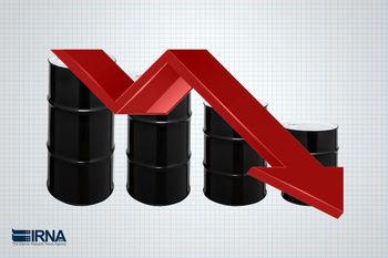 روند کاهش قیمت هفتگی نفت