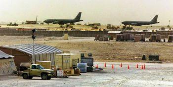 شلیک راکت به بخش نظامی فرودگاه بینالمللی بغداد