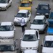 ترافیک سنگین صبحگاهی در تهران