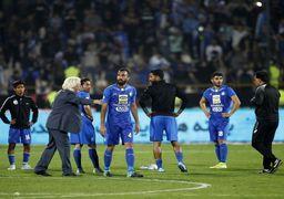 میزان نقش شفر در حذف استقلال از جام حذفی