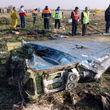 اولین بیانیه هیأت اعزامی ایران به پاریس درباره سانحه هواپیمای اوکراینی