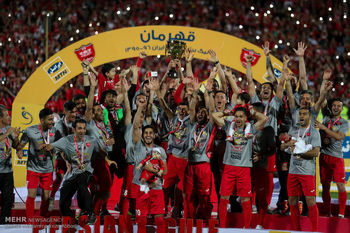پرسپولیس در آستانه کسب مقتدرانه ترین قهرمانی تاریخ فوتبال ایران