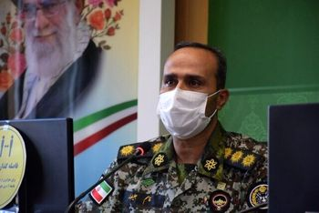 درگذشت یک مقام بلندپایه ارتش به علت ابتلا به کرونا+ عکس