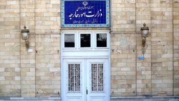 احضار سفیر سوییس در ایران در پی ادعاهای بیاساس مقامات رژیم آمریکا