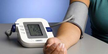 فشار خون را با تلفن همراه بگیرید