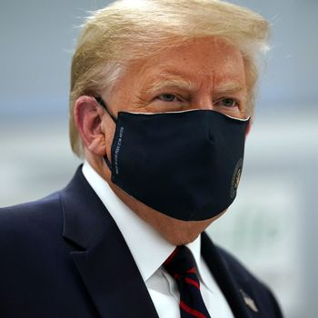 حال ترامپ وخیم است؟