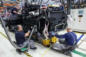 کاهش دور از انتظار تولید صنایع آلمان در ماه نوامبر