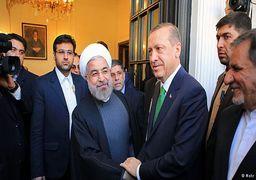 مهمترین هدف اردوغان از سفر به تهران