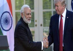 معافیت هند از پایبندی به تحریم های آمریکا