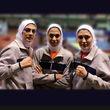 تصمیم جنجالی خواهران منصوریان پس از محرومیت /شهربانو، الهه و سهیلا در چالش مبارزه در قفس
