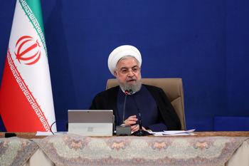 پیام روحانی به امریکا و اسرائیل بعد از افتتاح چند طرح جدید
