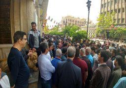 گزارش تصویری اقتصادنیوز از بازار ارز امروز تهران