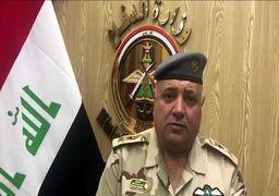 حضور نظامی آمریکا در عراق مستشاری است
