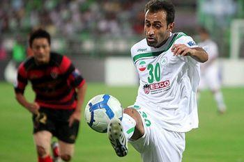 یک ایرانی پیرترین فوتبالیست لیگ قهرمانان آسیا