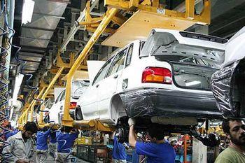 تولید خودرو 100 درصد افزایش یافت