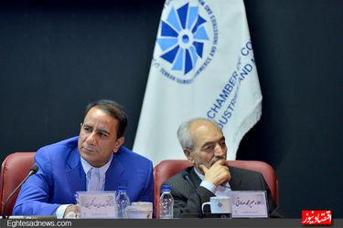 حاشیههای تصویری نشست اتاقیها با دولتمردان