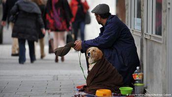 بزرگترین اقتصاد اروپا درگیر معضل فقر