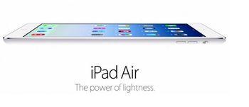 معرفی آیپد ایر 4G شرکت اپل