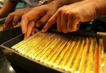 کاهش ذخایر صندوق های بزرگ سرمایه گذاری تاثیر منفی زیادی بر قیمت طلا داشته است