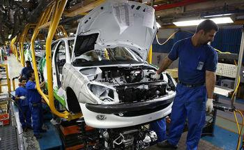 تولید خودرو در فروردین کاهش یافت/ کاهش 7.5 درصدی انواع خودرو سواری