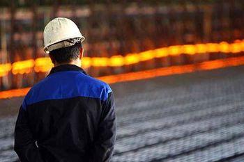 افزایش تولید فولاد خام در جهان