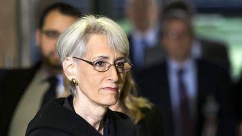 وندی شرمن: پشیمانم که گفتم فریبکاری بخشی از ژن ایرانیان است