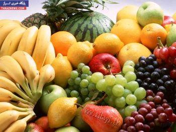 میوه ایران وارد بازار روسیه شد