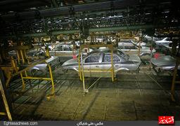 چرا تولید خودروسازان کاهشی شد؟