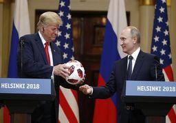 هدیه پوتین به ترامپ بررسی امنیتی میشود