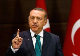اردوغان: حتی یک گام هم از عملیات عفرین عقبنشینی نمیکنیم