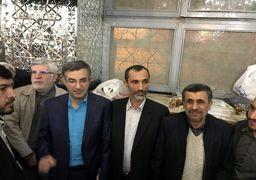 احمدی نژاد وارد جنگ بقا شده است